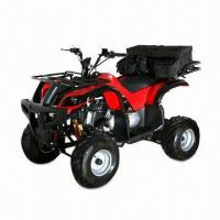 China 150cc 4-stroke Sports ATV with 60kph Maximum Speed, CDI Ignition and Reverse Gear on sale