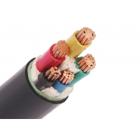 Quality 3x185+2x95 SQMM PVC Insulated 0.6/1KV PVC Power Cables for sale