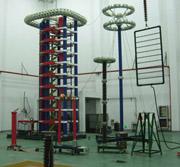 lightning impulse test facility of Dalian Hivolt Power System Co.,Ltd.