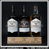 Best Ledpos Wooden Teeling Three Bottle Glorifier wholesale