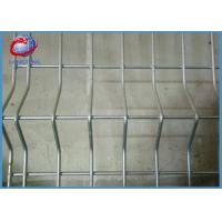 Quality Hot Dipped Galvanised Welded Wire Mesh Panels / Welded Stainless Steel Wire Mesh for sale