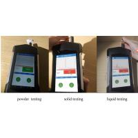 Quality 1064nm hand-held Raman spectrometer with superfluorescence suppression for sale