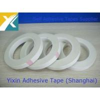China Glass Cloth silicone adhesive tape Glass Cloth Fabric Tape For Wire Binding Double Sided Glass Cloth Tape on sale
