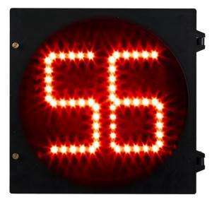 China Energy Saving RYG Traffic Control Lights / LED Traffic Signal on sale