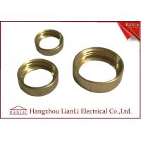 Quality Female Bush Brass Electrical Wiring Accessories For Gi Conduit & GI Socket Thread for sale