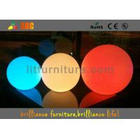 Best RGB Waterproof LED Balls Rechargeable Lithium polymer battery wholesale
