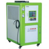 Quality High Voltage Industrial Cooling Systems Chillers , Package Air Cooled Chiller Overload Protection for sale
