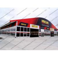 Quality Luxury Design Polygon Tent For Outdoor Event And Exhibition Or Trade Show for sale