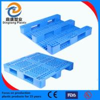 China Hot sale plastic pallet with one or two sides on sale