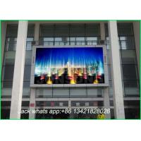 China P4.81 Die - Casting Rental Led Display Video Wall With Effective Images / High Refresh on sale