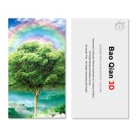 Quality Waterproof 0.45mm PET 3D Lenticular Card For Hotel for sale