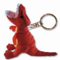 Quality Lovely Dino Dragon Keychain Plush Toys for sale