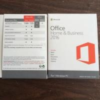 Quality Retail Microsoft Office Home And Business 2016 Fpp Keys PKC Easy Operation for sale