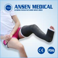 Quality Leg Fracture Fixing OrthopedicFDA Approved MedcalCastingTape for sale