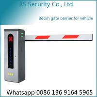 China Security Entry Boom Barrier Gate, Car Parking Barrier Gate System on sale