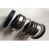 China Water Pump Spare Parts Double Mechanical Seal With Cemented Carbide Material on sale