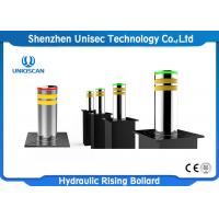 China Hydraulic Parking Lot Bollards / Automatic Rising Bollards with Factory price on sale