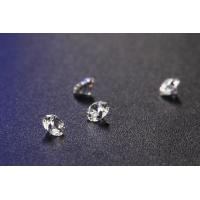 Buy cheap VVS Clarity Round Moissanite DEF 6.5mm With 57 Facted Cutting Type RM-036 from wholesalers