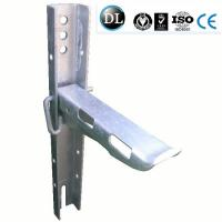 Buy cheap Galvanised steel wall brackets from wholesalers
