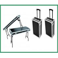 Buy cheap 9mm Plywood Aluminum Tool Cases Portable Stage Folding stage Platform For Event from wholesalers