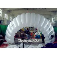 Quality White Inflatable Car Tent, Inflatable Party Tunnel, Inflatable Tent for Sale for sale
