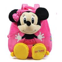 Quality Disney Lovely Minnie Mouse Backpack for Kid and Children for sale