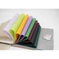 Quality Customized Microfiber Eyeglasses Non Woven Cleaning Cloths Super Soft 15*15cm White for sale