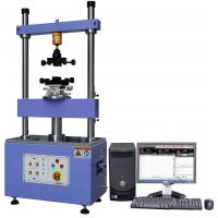 China Servo Control Electronic Product Tester for Inserting / Extracting Test on sale