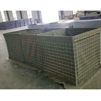 Buy cheap Hesco Earth Filled Security 5mm Defensive Barrier from wholesalers