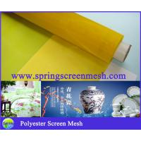 Quality Net Fabric of Polyester for sale