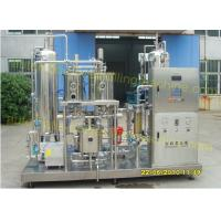 Quality CO2 Gas Automatic Drink Mixing Machine 1-10T/H For Carbonated Soft Drink for sale