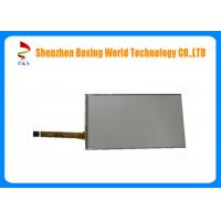 Quality FPC 5 Wire Resistive Touch Panel 2.1 Mm Thickness 3H Surface Hardness for sale