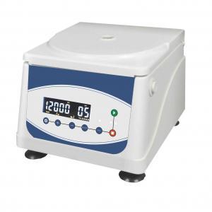 Quality TG12 Micro Hematocrit Centrifuge Machine / 24PCS Capacity Tubes Centrifuge Machine for sale
