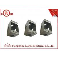 Quality Rectangular IMC Conduit Fittings Waterproof Terminal Box with PVC Coated for sale