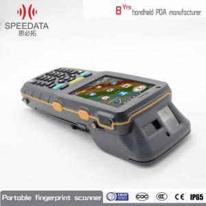 Quality Stable Portable Biometric Fingerprint Scanner For Mobile With 4500mah 3.7v Battery for sale