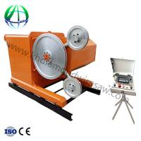 Buy cheap High performance Kanghua diamond wire saw quarry stone machine Hot sale wire saw from wholesalers