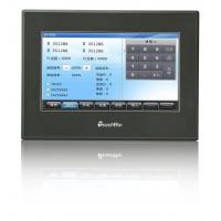 Quality RS232 Industrial HMI Display Touch Screen USB-A Port With Flash Disk DC 24V for sale