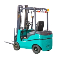 5.5KW Thickened Steel Mast 5 Ton Electric Warehouse Forklift for sale