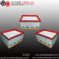 Best FSDU Corrugated display table box for toys wholesale