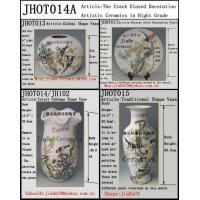 Quality The Crack Glazed Home Decoration Ceramics in High Grade for sale