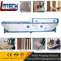 Quality PVC doors and cupboards vacuum membrane press machine for sale