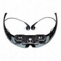 Quality 52-inch Video Glasses/Sunglasses for sale