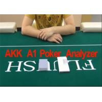 Quality Latest Version All In One AKK K1 Poker Analyzer For Playing Cards Gambling Cheat for sale