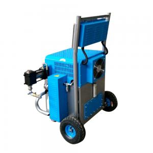 Quality Hydraulic Polyurethane Polyurea Spray Machine For PU Foam Insulation Casting Coating for sale