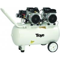 Quality Oilless Dental air compressor 50 Liter work for 3 dental units silent air pump for sale