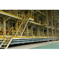 Quality Bamboo Particle Board Production Line  Hydraulic System Panel 2440 X 1220 Mm for sale