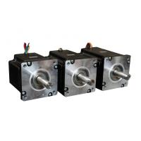 Quality 1.2 Deg 86mm High Speed 3 Phase High Torque Stepper Motor For CNC Router for sale