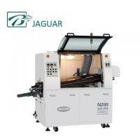 China Jaguar Lead Free Wave Soldering Machine N250 with Siemens PLC Control System for SMT/SMD Production line on sale