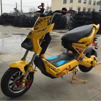 China High Power Fashionable Cool Electric motorcycle for adults and Commuters 60v 20Ah 1000W on sale