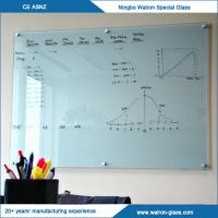 Best Painted/Printed Frosted Toughened Glass Whiteboard wholesale